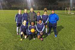 Year 11 Girls Football Team resize