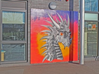 Heathcote's Mural Project Nears Completion