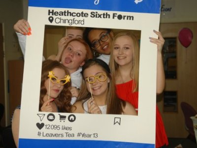 Goodbye to our Year 13s at Sixth Form Leavers Tea
