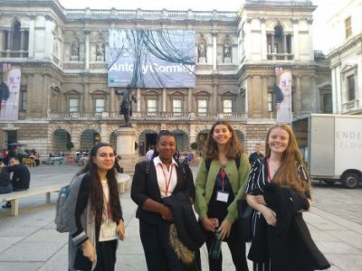 Heathcote Y12 Biology Students Attend Lecture at the Royal Linnean Society
